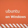 Bash on Ubuntu on Windows で Rails 5.0 環境構築 (1)